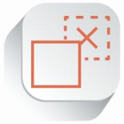 delete duplicate icon